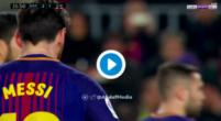 Imagen: VÍDEO | Messi se vistió de Ronaldinho para marcar y dejar boquiabierto al Camp Nou