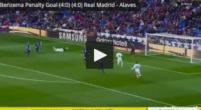 Imagen: VÍDEO | Benzema se sumó a la fiesta de la BBC tras un gran gesto de Cristiano