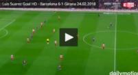 Imagen: VÍDEO | Luis Suárez logró su 'hat-trick' con la asistencia de Dembélé