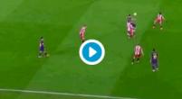 Imagen: VÍDEO | El árbitro no picó en el esperpéntico intento de amarilla de Suárez