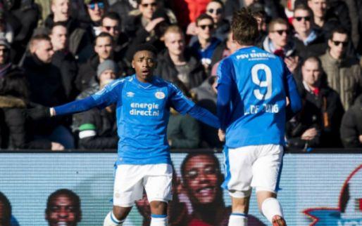 Topmiddag voor PSV: Feyenoord krijgt klop, Ajax weer op zeven punten