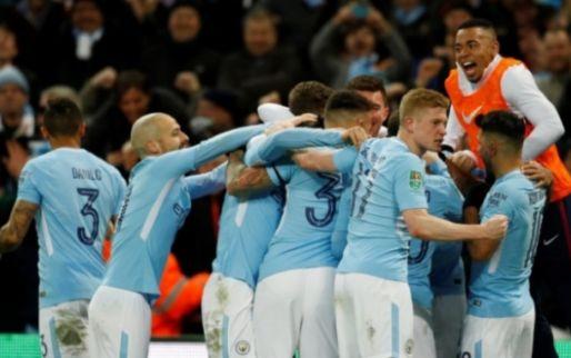 Manchester City sleept eerste prijs van het seizoen binnen: Arsenal kansloos