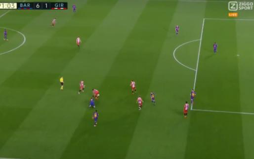 Suárez tevergeefs op zoek naar kaart; vierkant uitgelachen door Jack van Gelder