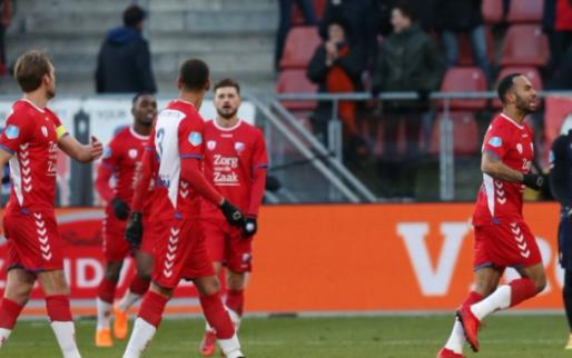 FC Twente blijft met degradatiezorgen zitten na nieuwe nederlaag tegen FC Utrecht
