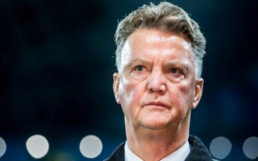 Van Gaal in verband gebracht met topbaan: 'Dan ontstaat Fake News snel'