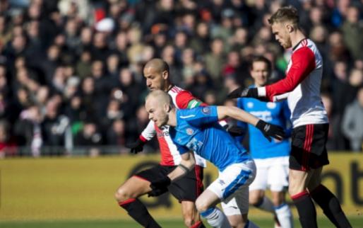 """El Ahmadi loopt leeg na Feyenoord - PSV: """"Het zag er niet uit"""""""