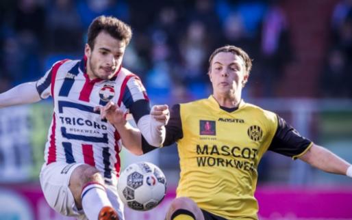 Willem ll wint degradatiewedstrijd van directe concurrent Roda JC