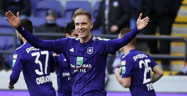 Anderlecht-supporters vieren om Teo, maar zien ook nog grote problemen