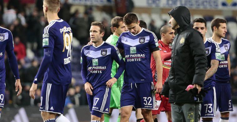'Gedumpte Anderlecht-speler wordt weer afgewezen door twee clubs'