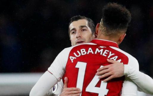 Transfernieuws | The Times: onrust in spelersgroep Arsenal na komst Aubameyang en Mkhitaryan