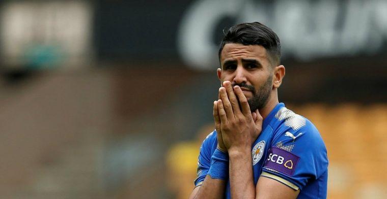 Update: Leicester reageert op Mahrez-post: 'Werken er met Facebook aan'