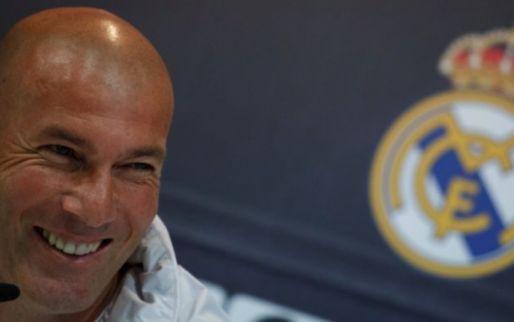 Afbeelding: Zidane verklaart opvallend moment: 'Had een beetje in zijn broek gekakt'
