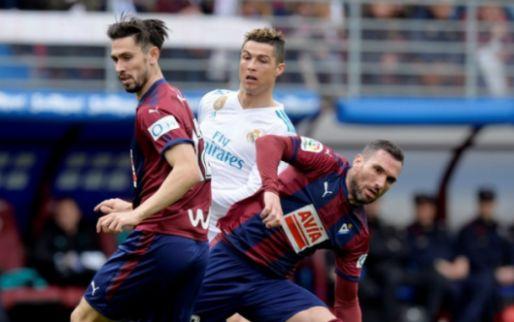 Afbeelding: Ronaldo wéér de grote man: Real ontsnapt dankzij twee goals van Portugees