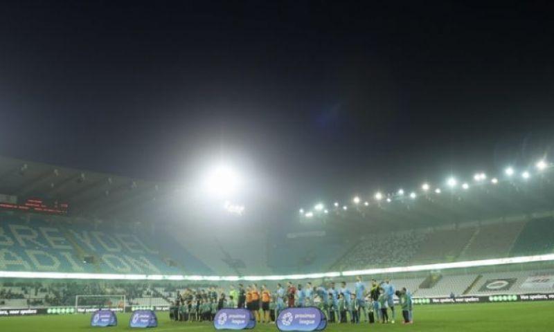 Afbeelding: Cercle Brugge pakt tegen Beerschot Wilrijk record van Antwerp af