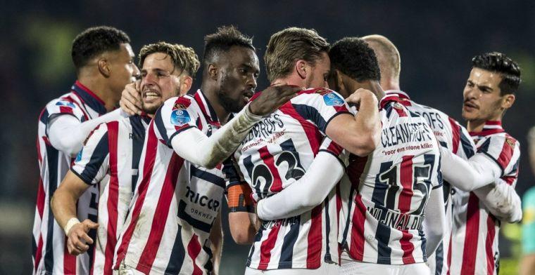 VP's Elftal van de Week: Willem II hofleverancier en sterk trio van Ajax