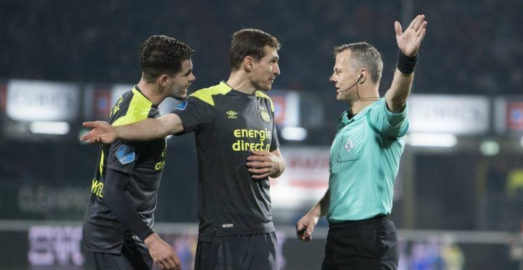 'Het is een zwarte dag voor PSV, maar het hoeft geen probleem te zijn'