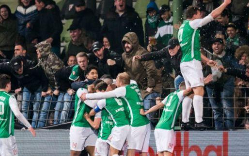 Afbeelding: Periodetitel voor FC Dordrecht, Fortuna Sittard morst en raakt achterop