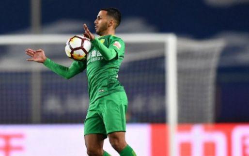 Imagen: Jonathan Viera deslumbra en su debut en la Superliga China