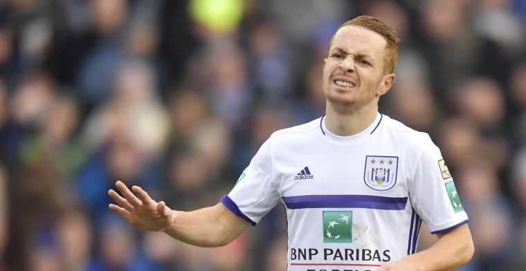 UPDATE: Anderlecht gaat bij Trebel voor minimum: 'Eén speeldag graag'