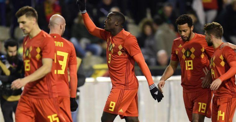 OFFICIEEL: Voetbalbond kondigt nog een oefenmatch van de Rode Duivels aan