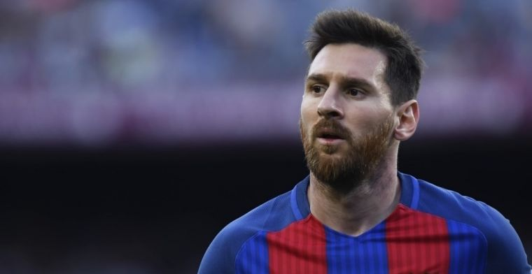 Fichar a Messi no es ni planteable