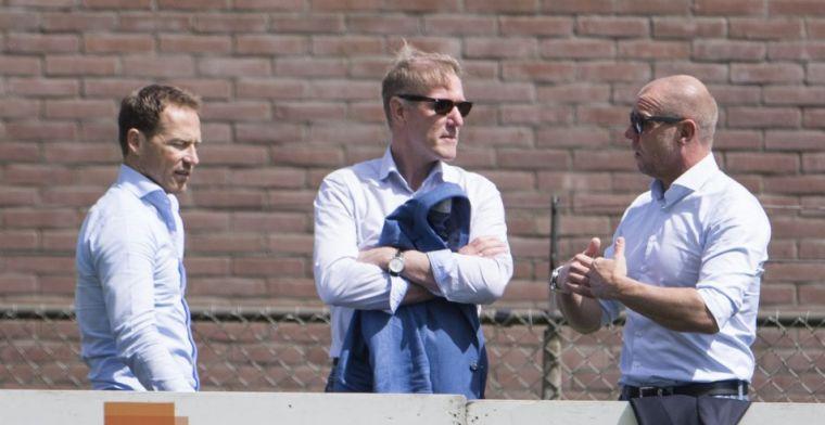 FC Utrecht haalt Winnaars van Morgen-architect binnen na KNVB-ontslag