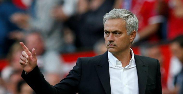 Mourinho maakt De Boer met de grond gelijk: 'Slechtste manager ooit'