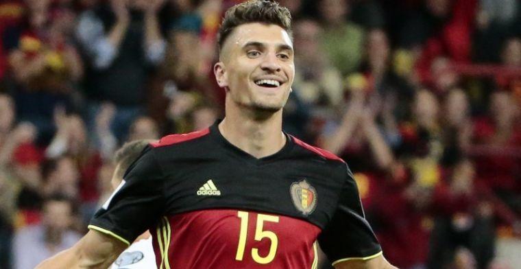 Woedende Meunier steekt middelvingers op naar Mechelen-supporter: ''Klootzak''