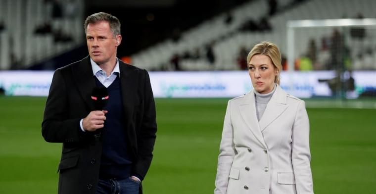 Carragher onder vuur en op matje geroepen door Sky Sports: 'Onacceptabel gedrag'