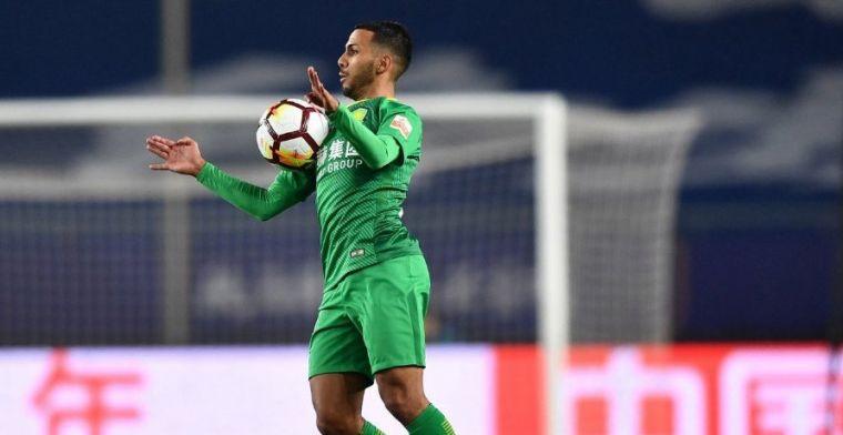 Jonathan Viera deslumbra en su debut en la Superliga China
