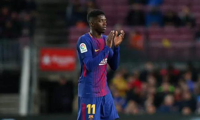 Dembélé podría volver a una convocatoria de la selección francesa