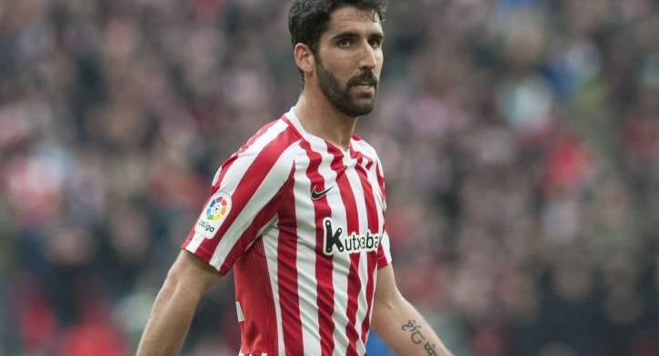 Raúl García está convencido de que el Athletic responderá y pasará ante el Marsella