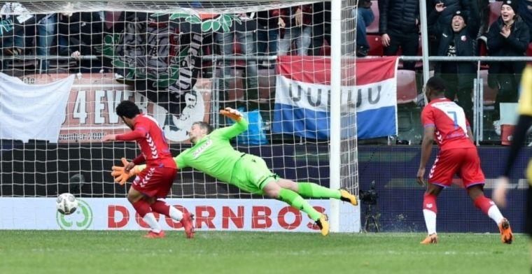 Utrecht-fans teruggefloten na 'alle ballen op Pasveer': Ik vind dat niet gepast