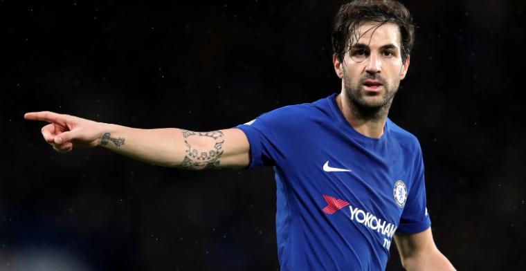 Cesc tiene claro que el Chelsea eliminará al Barça de la Champions
