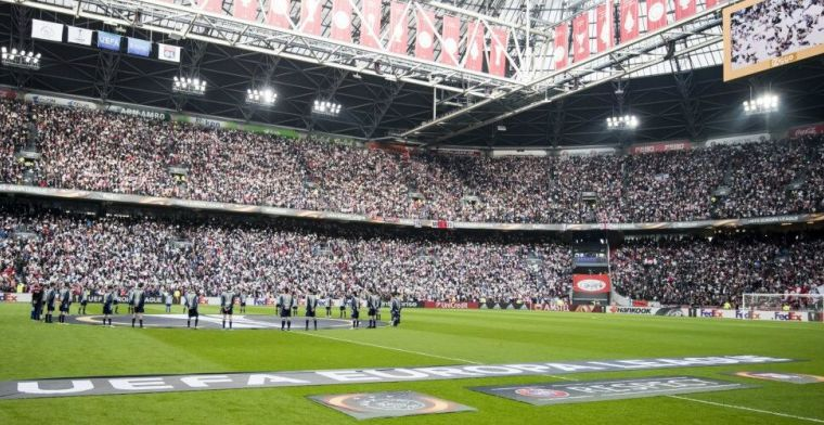 'Ajax wil negentienvoudig Mexicaans international: scouts in Mexico op de tribune'