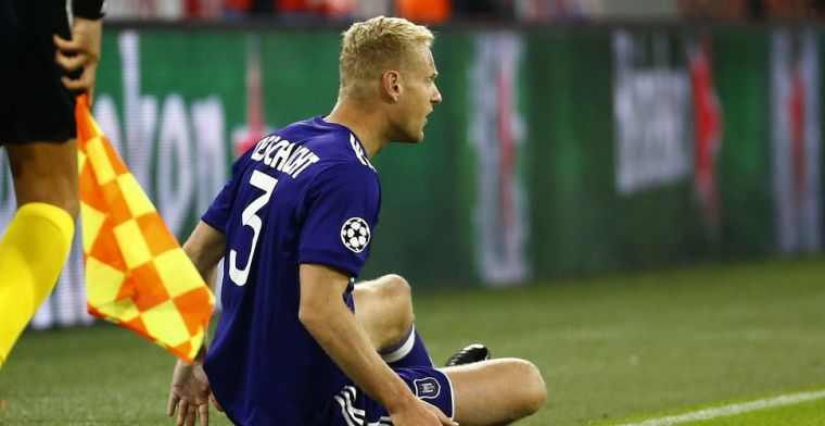Anderlecht gaat op stage en neemt mee...: 'Najar, jonkies, maar geen Deschacht'