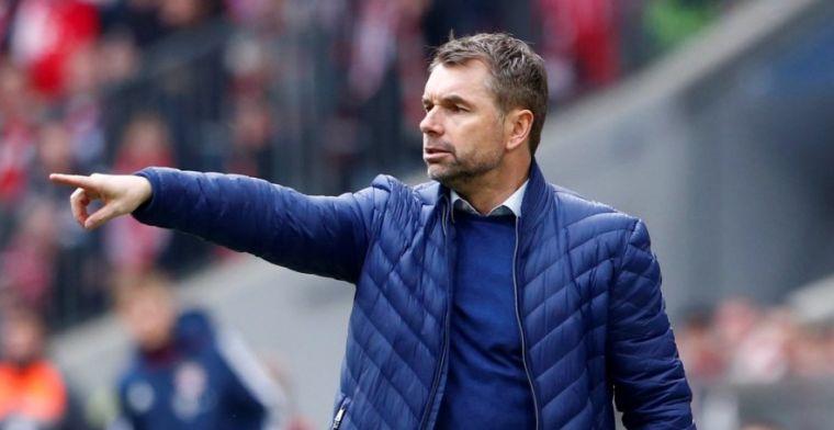 El Bayern de Munich se carga al técnico del penúltimo clasificado de la Bundesliga