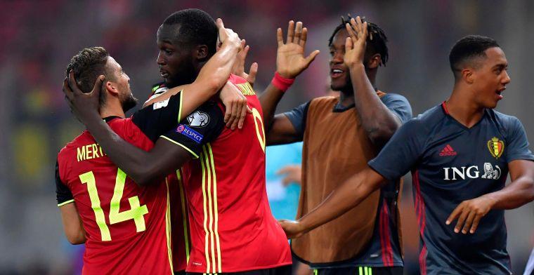 De voetbalbond zit met een ei in Brussel, nieuwigheid is op komst