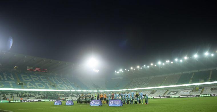 Club Brugge zal ook niet blij zijn met de promotie van Cercle
