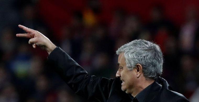 Mourinho la vuelve a liar: De Boer es el peor técnico de la Premier