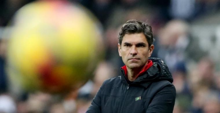 Update: Southampton vindt nieuwe manager voor de rest van het seizoen