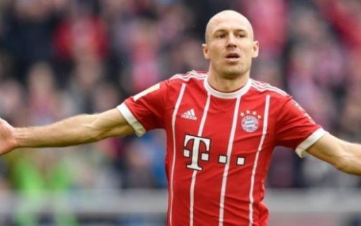 Transfernieuws | Bayern prikt datum met Robben en Ribéry: 'Ze willen verder bij deze club'