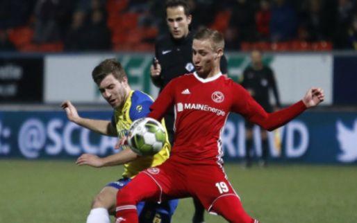 Transfernieuws | Eredivisie-clubs volgen uitblinker van Almere City: