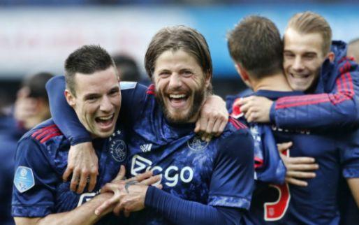 Transfernieuws | 'Geruchten over transfervrije Ajacied kloppen niet: wél contact, géén akkoord'