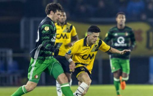 Transfernieuws | Smaakmaker van NAC Breda: 'De kans is kleiner dat ik nog een jaar blijf'