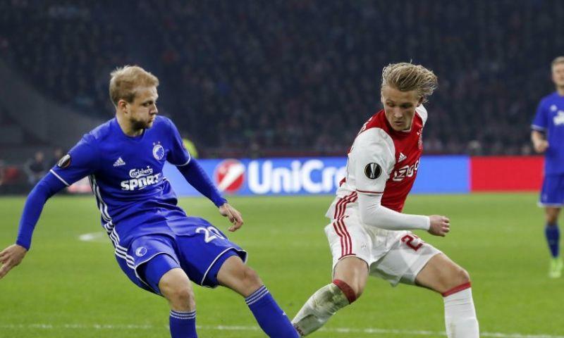 Afbeelding: Heuglijk nieuws voor Ajax-paria Boilesen: