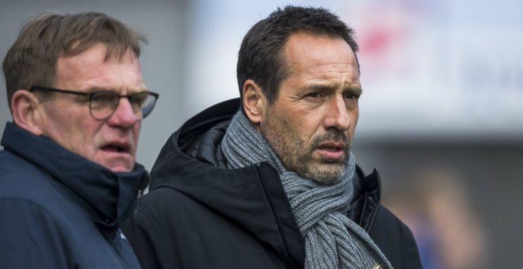 'KNVB en PEC komen met opmerkelijke huurconstructie voor Koeman-assistent'