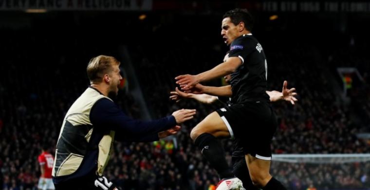 Sevilla-supersub velt Manchester United: verrassende Europese uitschakeling