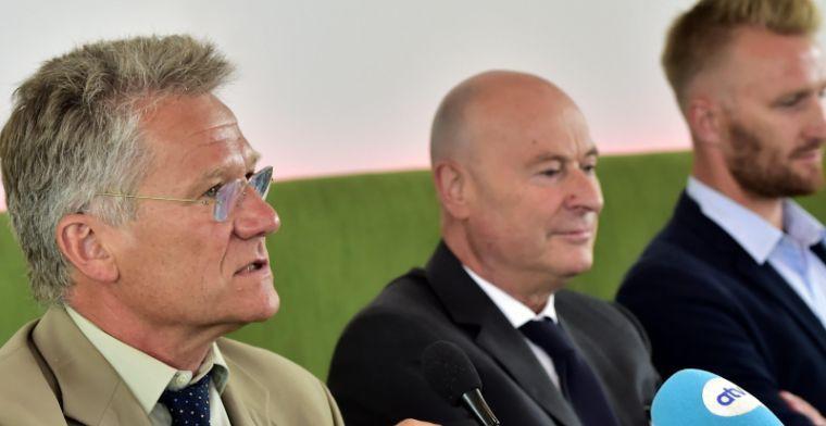 'Antwerp wil topschutter niet kwijt: optie in contract wordt gelicht'