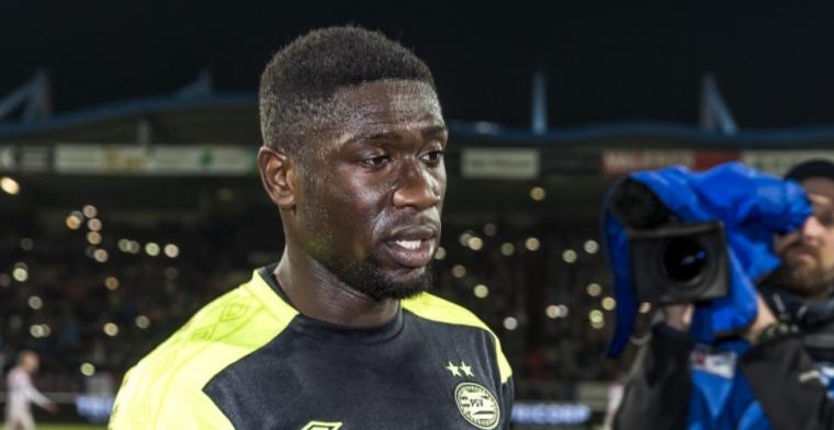 'Als hij er volgend jaar niet staat bij PSV, eet ik uit hondenbakken'